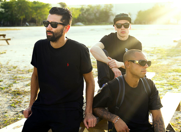 Yellow Claw & Cesqeaux