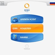 С помощью кошелька Visa   Visa  Russia